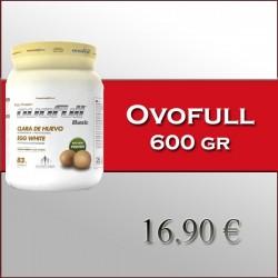 Ovofull (Clara en polvo 600 gramos)