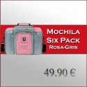 Mochila Six Pack Fitness Bag (23 cm)