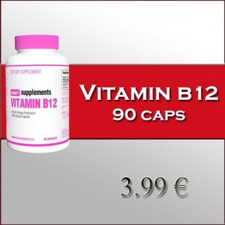 Vitamin B12 (90 Capsulas)