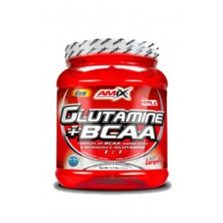 Glutamina+Bcaa (530 gramos) Amix