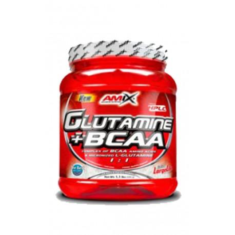 Glutamina-Bcaa (530 gramos) Amix