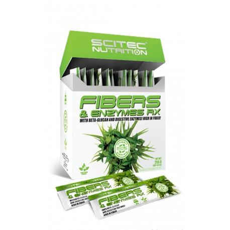 Fibers & Enzymes Rx BOX (30x8,5g) Scitec Nutrition