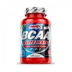 Bcaa Elite Rate (120 Capsulas)