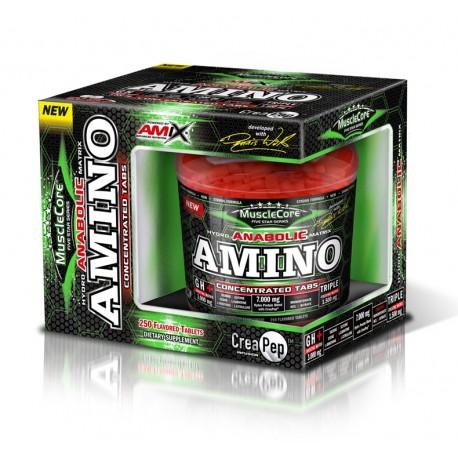 Anabolic Amino (250 Tabletas)