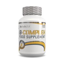 Vitamin B-complex (75 capsulas)