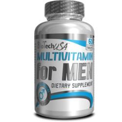 Multivitamin for men (60 tabletas)