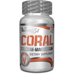 Coral Calcium Magnesium (100 tabletas)