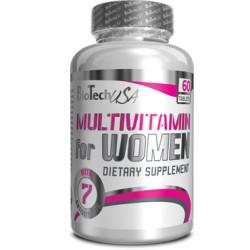 Multivitamin for women (60 tabletas)