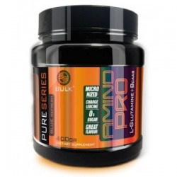 Amino Pro (400 Gramos) Bulk Nutrition