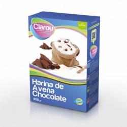 Harina de avena con chocolate (800 Gramos)