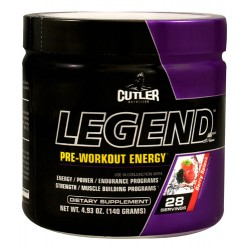 Legend Cutler Nutrition (140 Gramos)