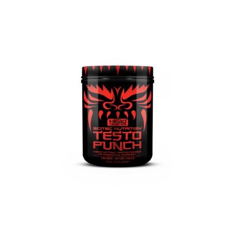 Testo Punch (120 Capsulas)