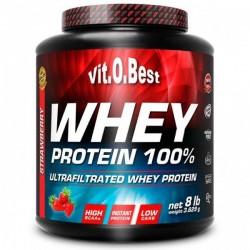 Whey protein 100% (3,6 kg)