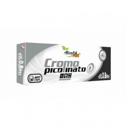 Cromo Picolinato (200 Mg - 120 Capsulas)