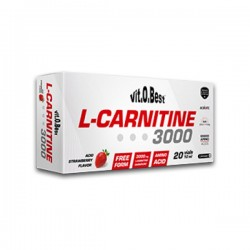 L-carnitine 3000 vitobest (20 viales)
