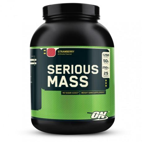 Serious Mass (2,73 Kg)