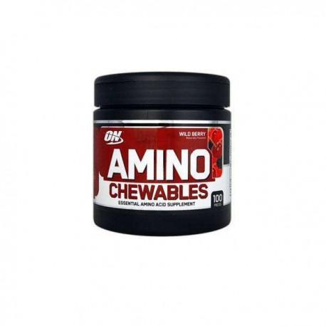 Amino Chewables (100 Tabletas / Masticables)