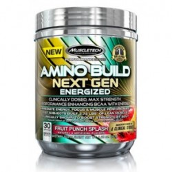 Amino Build Next gen energized (281 gramos)