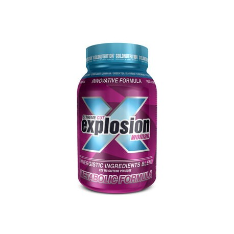 Extreme Cut Explosion Woman (120 Capsulas)
