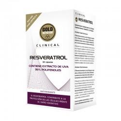 Resveratrol Gold Nutrition (30 capsulas)