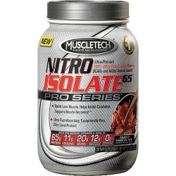 Nitro Isolate 65 Pro Series (932 gramos)