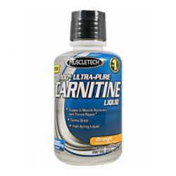 100% Ultra Pure Carnitine Liquid (473 Ml)