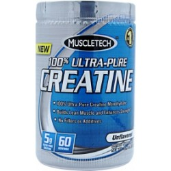 100% Ultra Pure Creatine (300 Gramos)