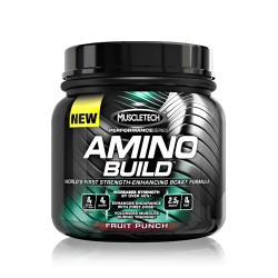 Amino Build (261 Gramos)