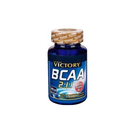 Bcaa 2.1.1 (120 capsulas) Victory Endurance