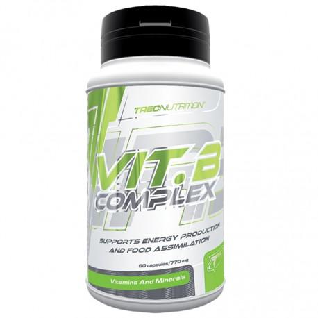 Vitamin B Complex (60 Capsulas)