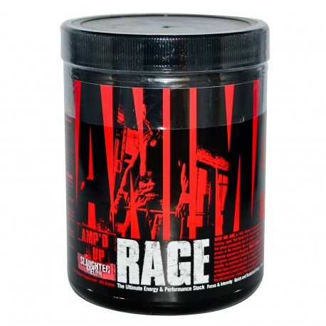 Animal Rage (333 Gramos)