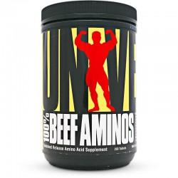 100% Beef aminos (200 Tabletas)