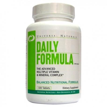 Daily Formula (100 Tabletas)