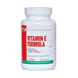 Vitamin E Formula (100 Capsulas)