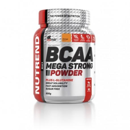 Bcaa mega strong powder (500g)