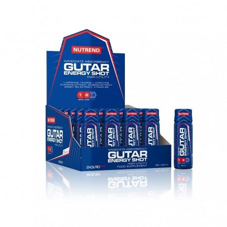 Gutar Energy Shot (20x60ml) Nutrend