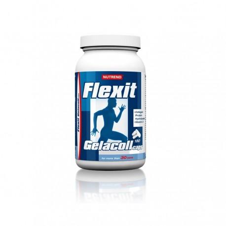 Flexit Gelacoll (180 capsulas) Nutrend