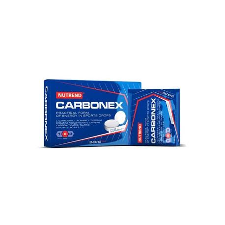 Carbonex (12 tabletas) Nutrend