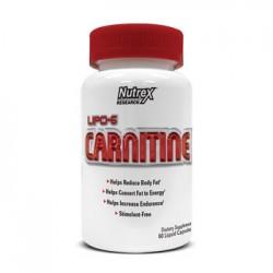 Lipo 6 Carnitine (120 Capsulas)