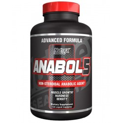 Anabol 5 (120 Capsulas)