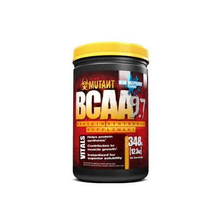 Mutant Bcaa 9.7 (348 Gramos)