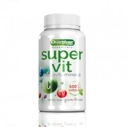 Super Vit (120 cápsulas) de Quamtrax