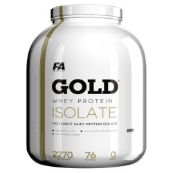 Gold Whey Protein Isolate (2,27 Kg)