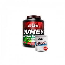 Whey Amino Complex (1,8 Kg) + De regalo Whey Protein (454 Gr.)