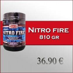 Nitro fire (810 Gramos)
