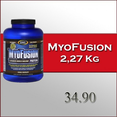 MyoFusion (2,27kg)