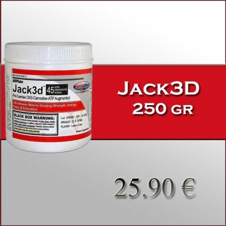 Jack3d (250 Gramos)
