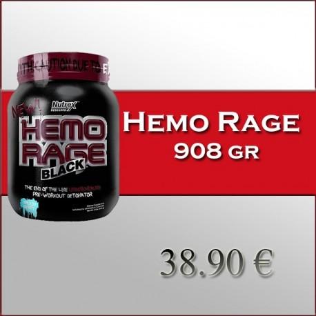 Hemo Rage Black (908 gramos)