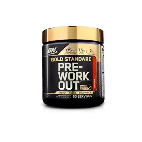 Gold Standard Pre-Workout (330 Gramos)