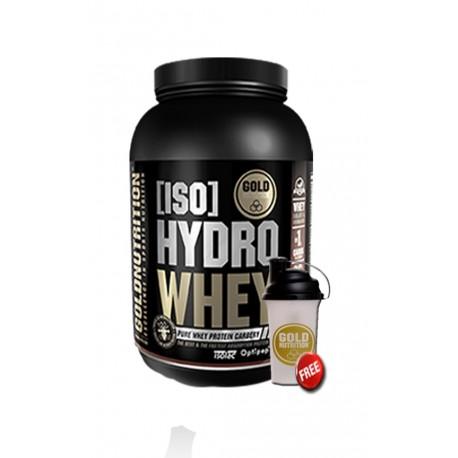 Isohydro whey (1kg) + Shaker de regalo